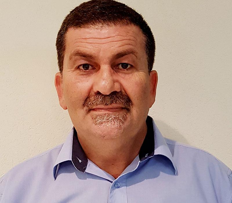 """סמנכ""""ל טכנולוגיות ארגוקום צביקה גולדשטיין"""