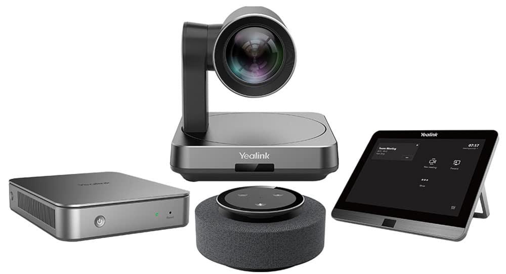 Yealink MVC640 Microsoft Teams Room system bundle video solution