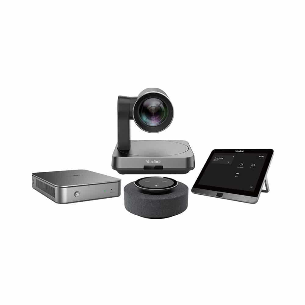 4K Yealink MVC640 מערכת חדרים לחדרים בינוניים פתרון וידאו MVC פתרון וידאו