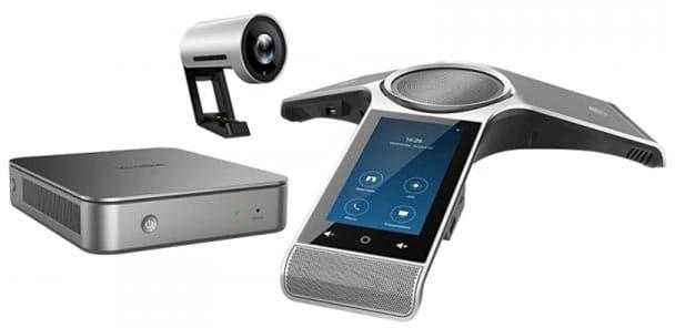 ZVC300 חדרי זום KIT עבור חדרים קטנים וציוד מצלמת USB Yealink ארגוקום